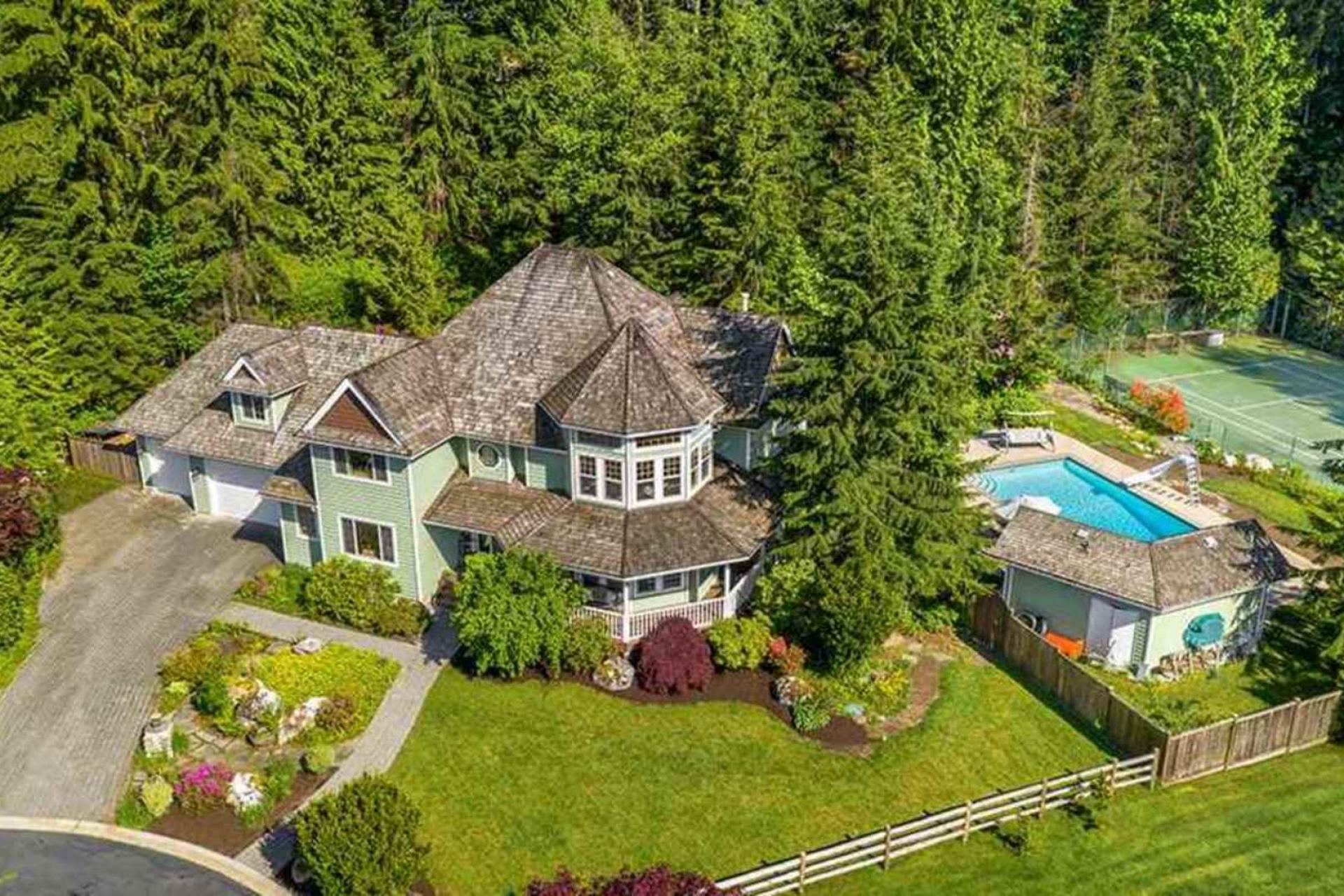 600 Canterwood Court, Anmore, Port Moody