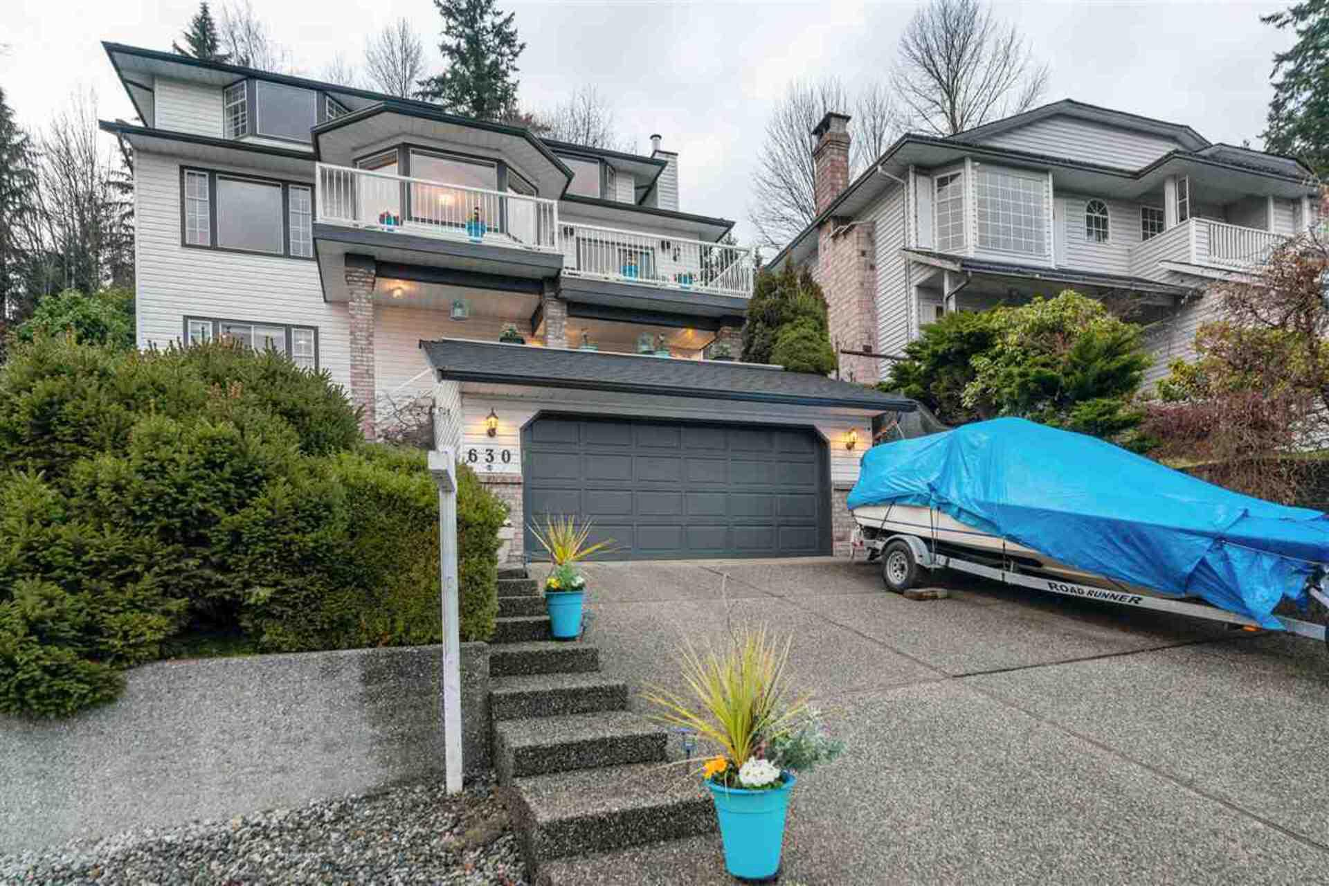 630 Thurston Terrace, North Shore Pt Moody, Port Moody