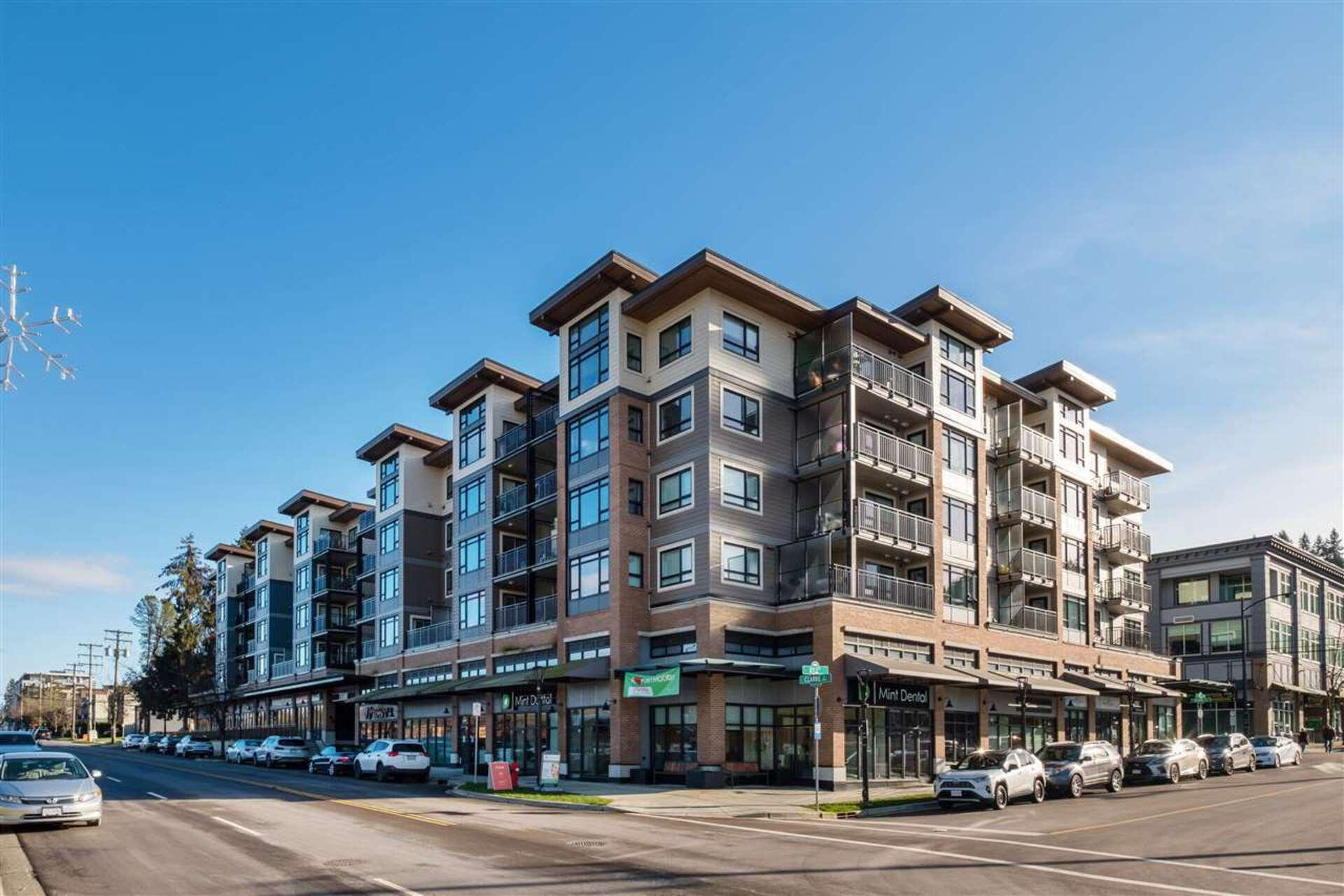 211 - 2525 Clarke Street, Port Moody Centre, Port Moody